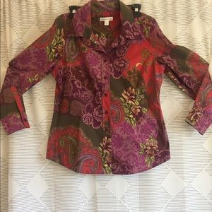 Coldwater Creek button up